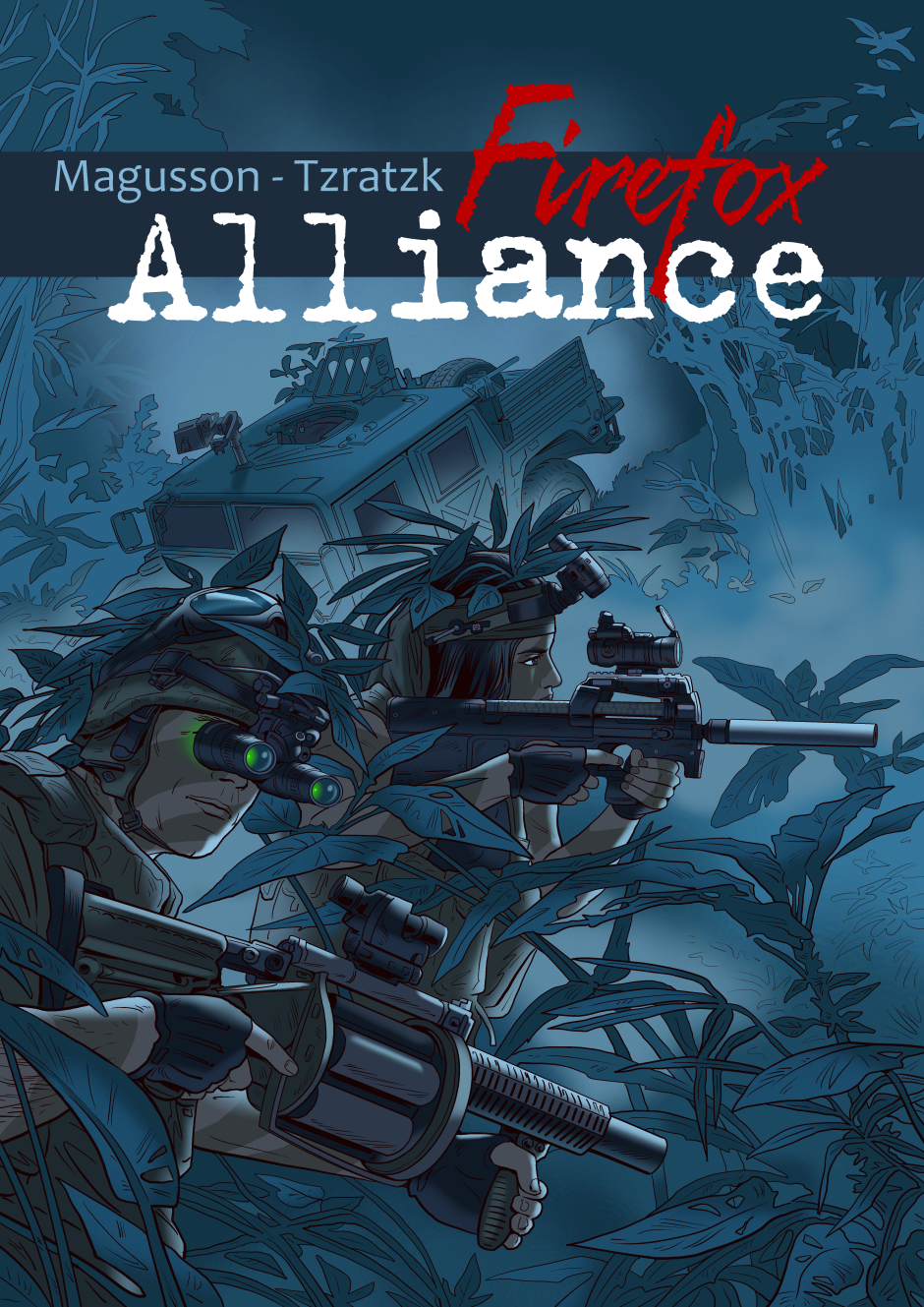 FireFox Alliance Cover