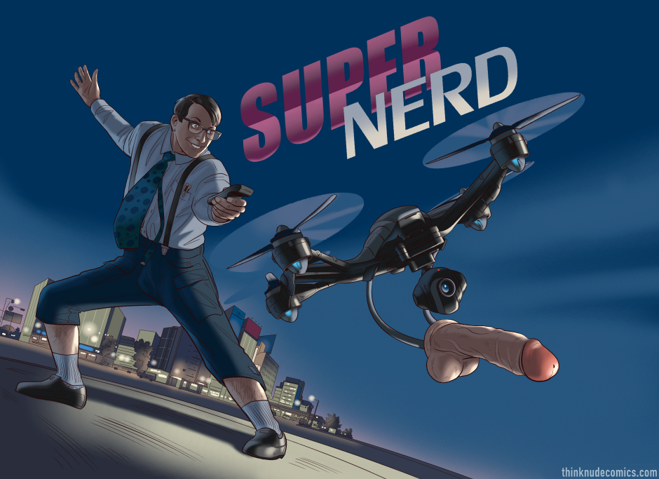 SuperNerd Cover