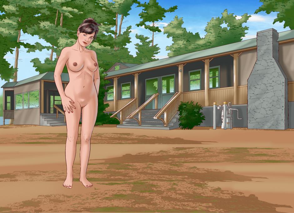 Interactive Novel Concept Art — Susan