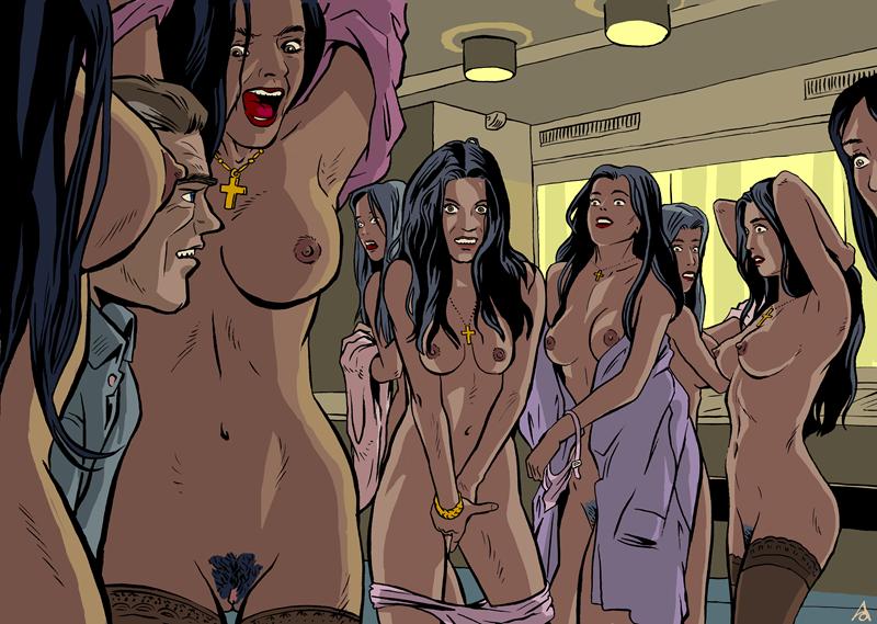 Comics porno gratis online