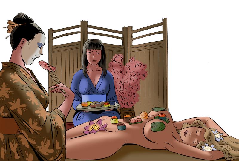 The Gaijin Geisha
