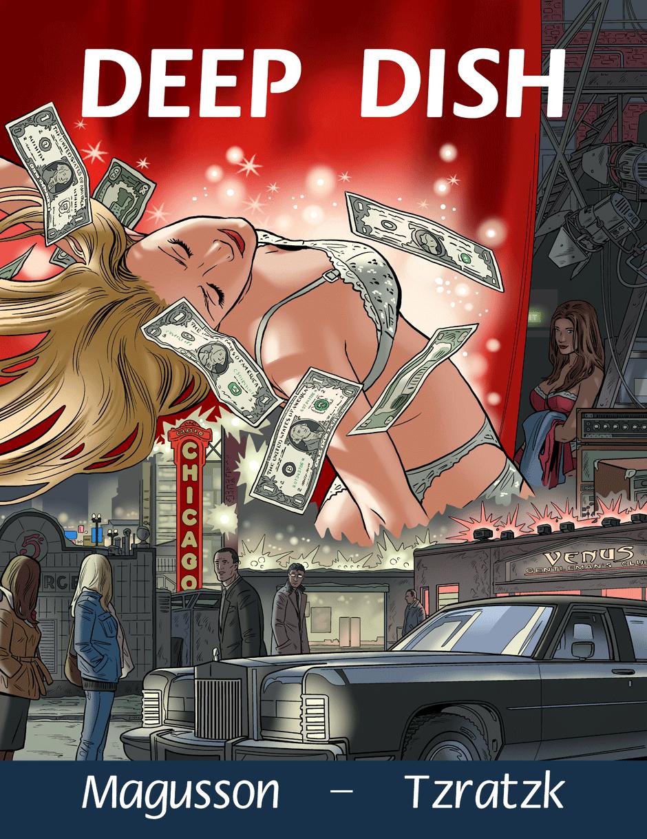 Deep Dish Cover