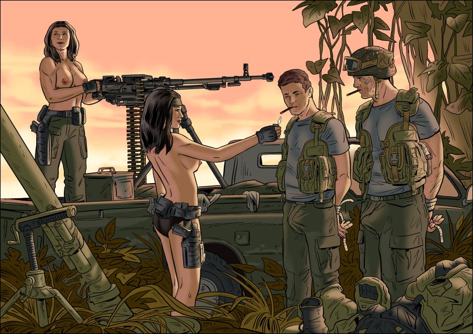 War & Sex 4