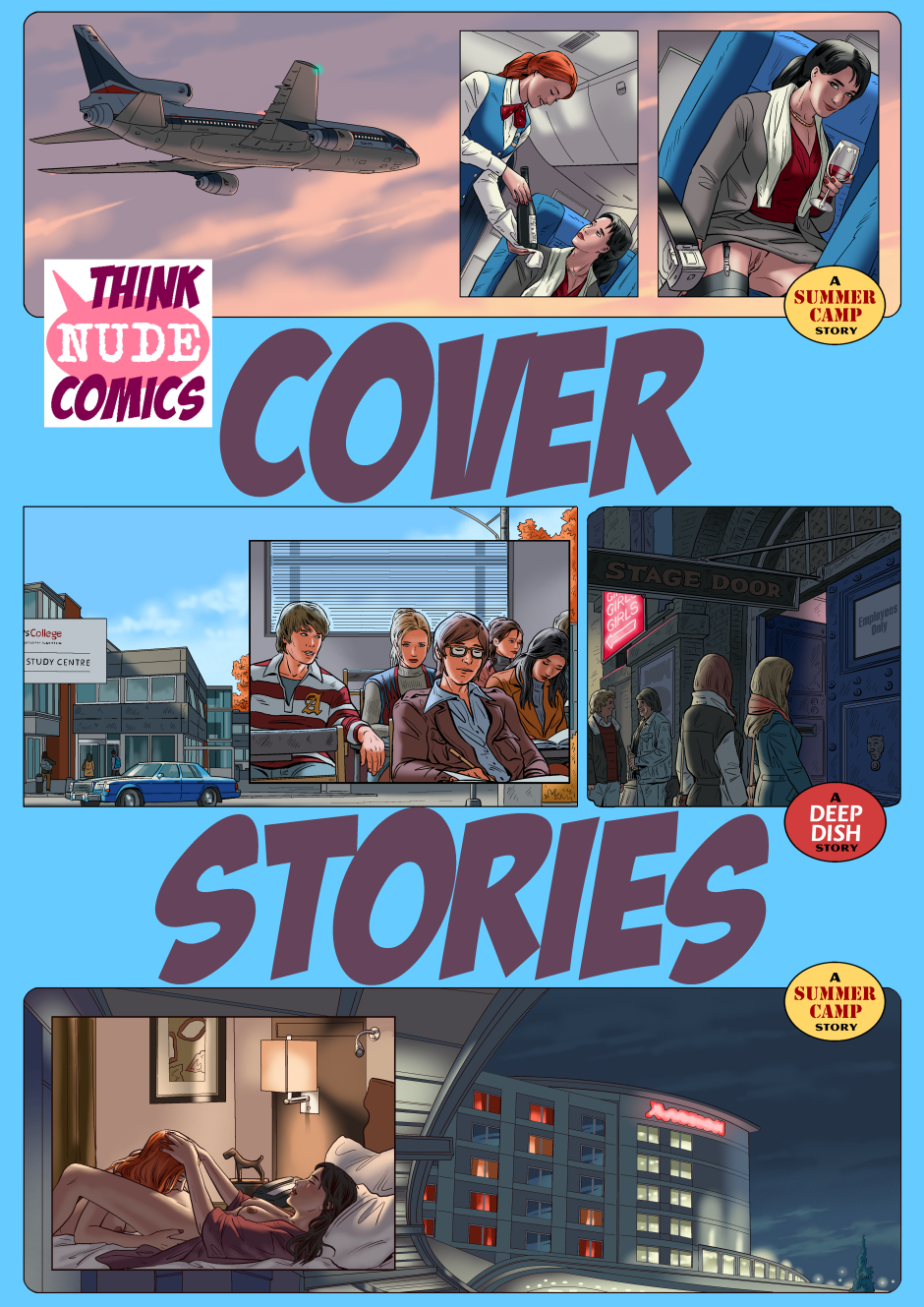 Cover Stories Title