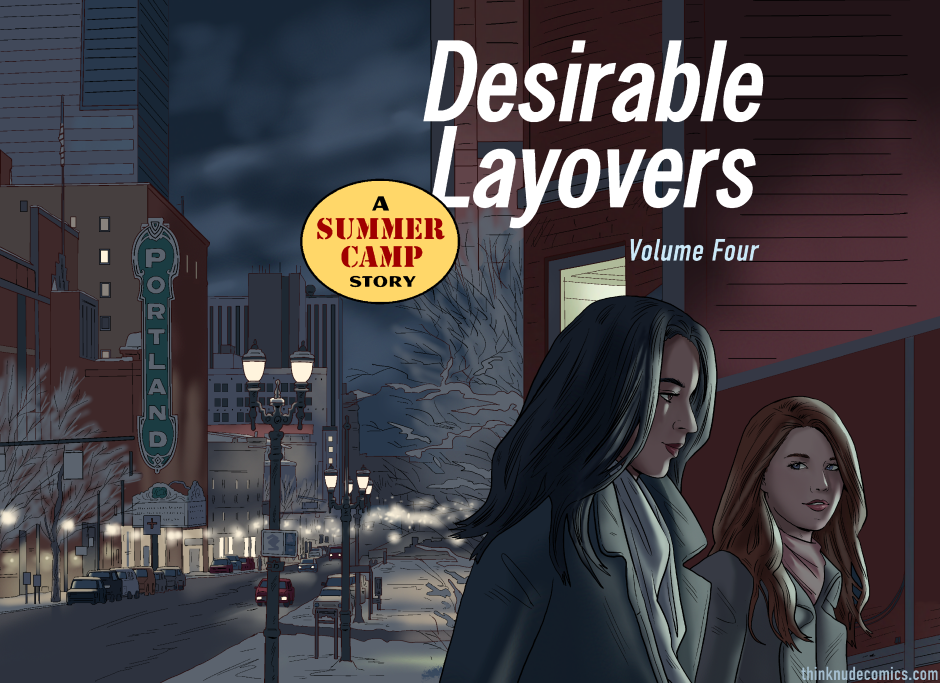 Desirable Layovers 4 Cover